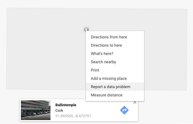 Tag: google-maps | Something Odd!